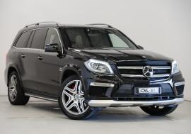 Mercedes-Benz Gl 4D