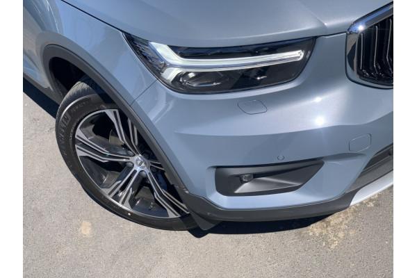 2021 Volvo XC40 XZ MY21 T4 AWD Inscription Suv Image 2