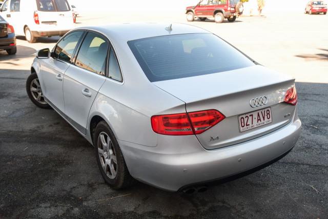 2010 Audi A4 B8 MY10 Sedan Image 6