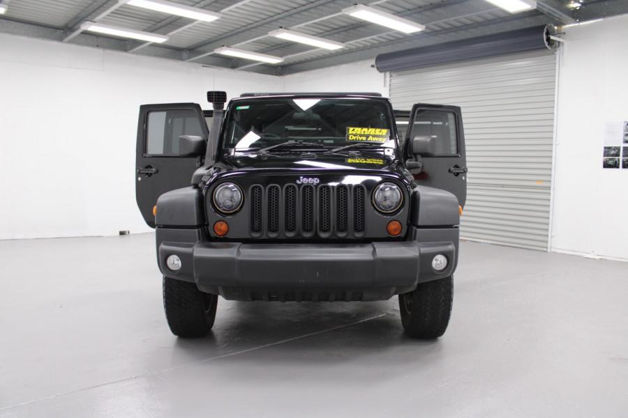 2010 Jeep Wrangler Softtop