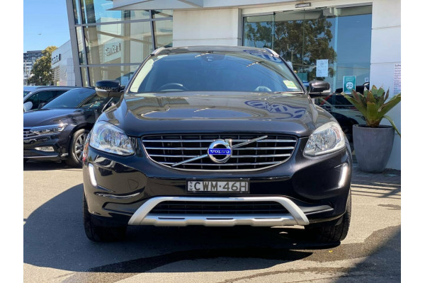 2015 Volvo XC60 DZ MY15 T5 Geartronic Kinetic Suv Image 3
