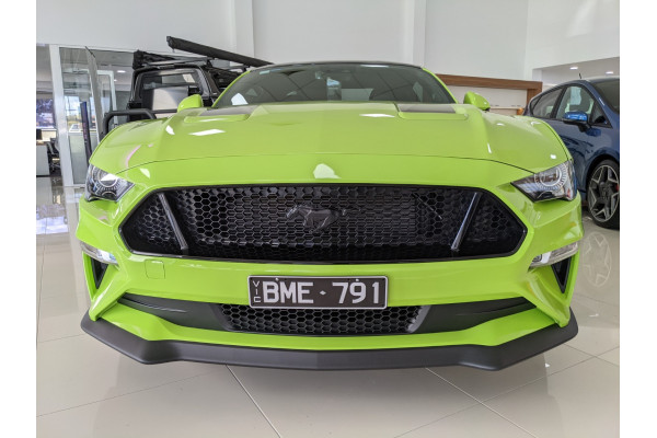 2020 Ford Mustang FN GT Fastback Coupe Image 3