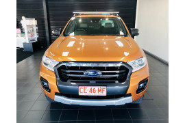 2019 MY19.75 Ford Ranger Utility Image 2