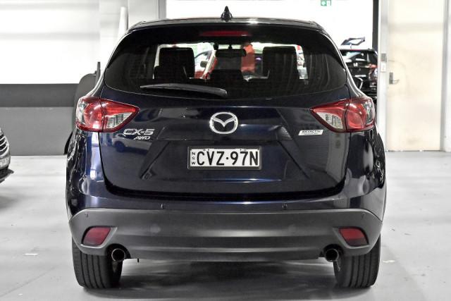 2014 Mazda Cx-5 KE1031  Grand Tour Suv Image 4