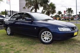 Holden Commodore Equipe VY