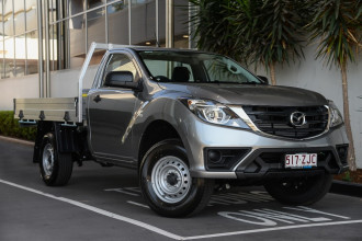 Mazda BT-50 4x2 2.2L Single Cab Chassis XT UR