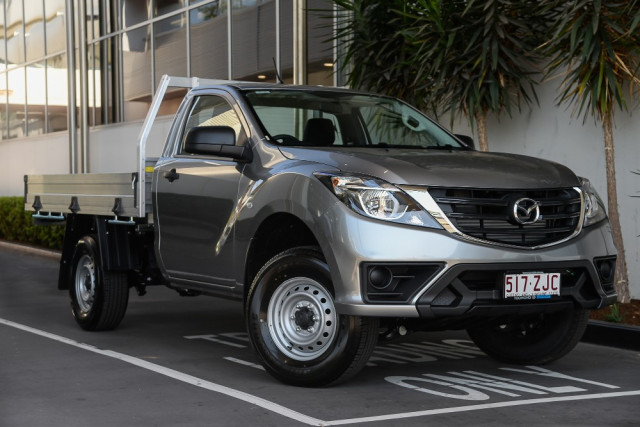 2019 Mazda BT-50 UR 4x2 2.2L Single Cab Chassis XT Cab chassis
