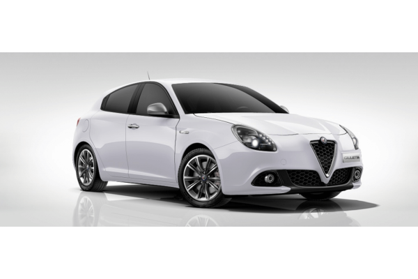 Alfa Romeo Giulietta Super TCT Series 2