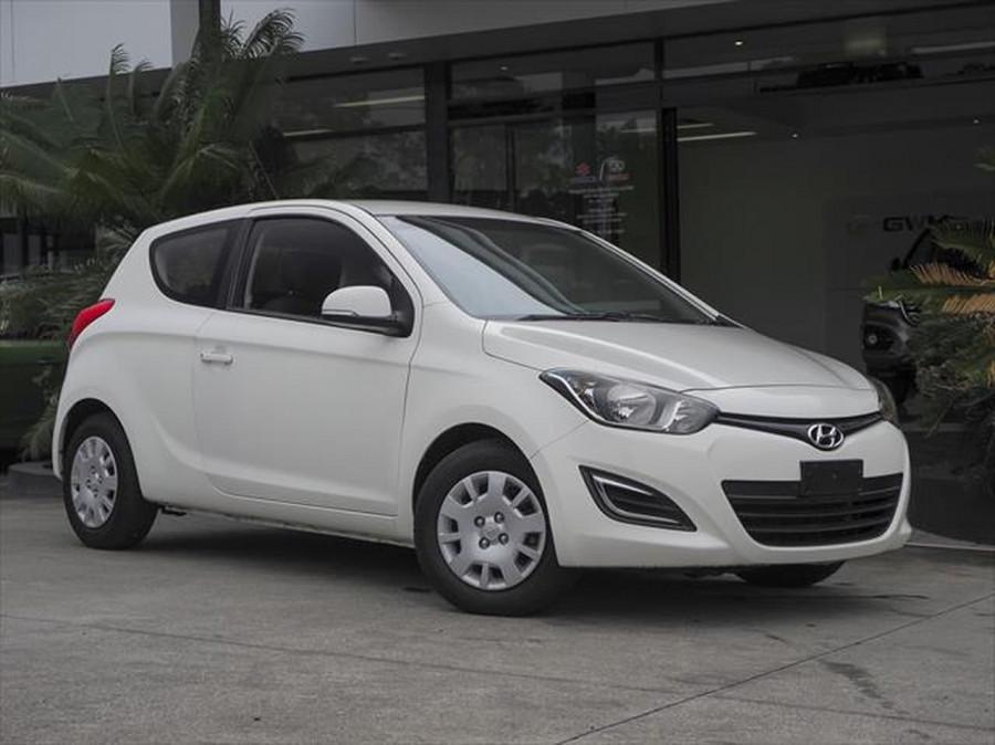 2014 Hyundai I20 PB MY14 Active Hatchback image 1