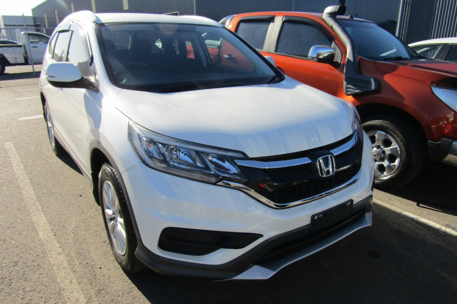 2016 Honda CR-V RM SERIES II MY17 VTI Suv