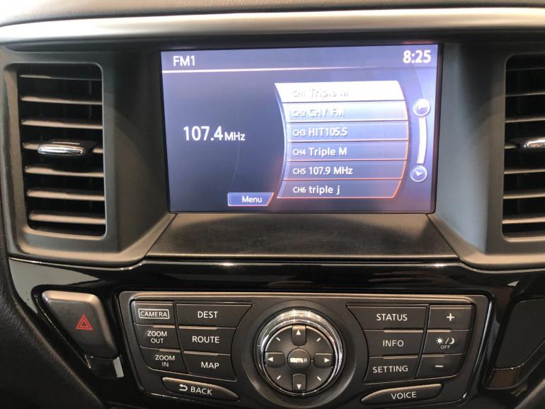 2015 Nissan Pathfinder R52 Ti Suv Image 8