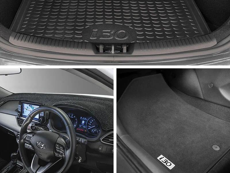 Interior - Elite and N Line Premium