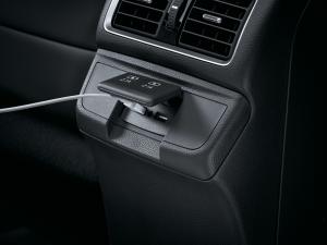 USB charging ports Image