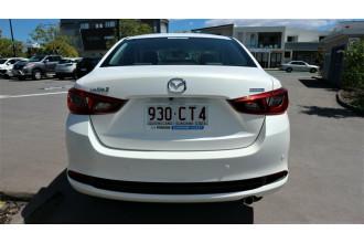 2021 Mazda 2 DL Series G15 GT Sedan Image 5