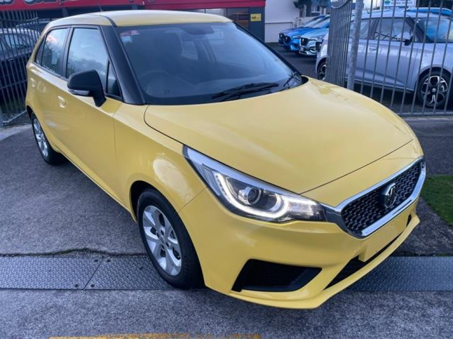 2021 MG 3 CORE 1.5P/4AT Hatchback image 1