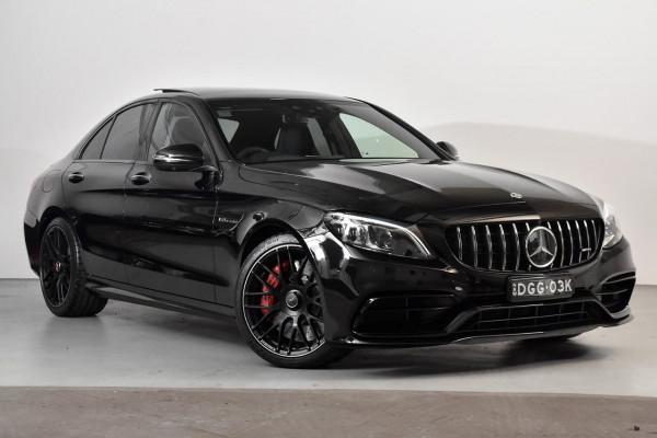 Mercedes-Benz C-class C63 AMG S W205
