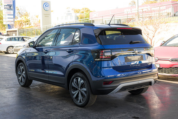2021 Volkswagen T-Cross CityLife Black 1.0L T/P 7Spd DSG Wagon Image 2