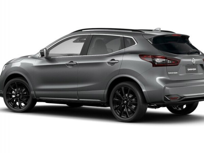 2020 MY0  Nissan QASHQAI J11 Series 3 Midnight Edition Suv