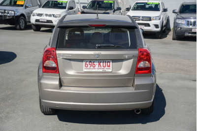 2007 Dodge Caliber PM SX Hatchback Image 5
