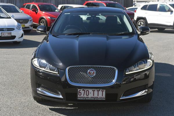 2013 Jaguar Xf X250 MY13 Luxury Sedan Image 3