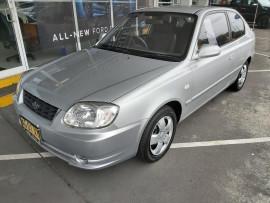 2005 MY04 Hyundai Accent LC  GL Hatchback image 2