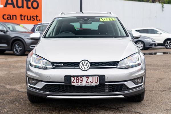2019 MY19.5 Volkswagen Golf 7.5  Alltrack 132TSI Wagon Image 4