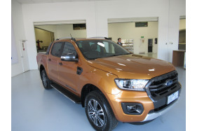 2019 Ford Ranger PX MKIII 2019.00MY WILDTRAK Utility Image 4