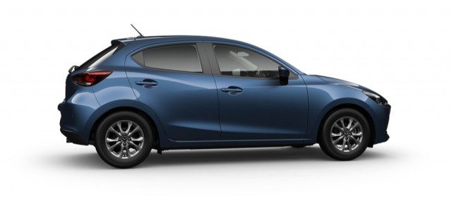 2021 MY20 Mazda 2 DJ Series G15 Pure Hatchback Mobile Image 10