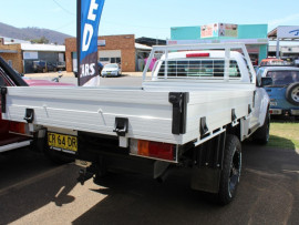 2013 Holden Colorado RG  LX Cab chassis - single cab