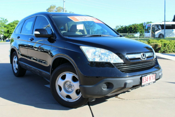 Honda CR-V Sport 4WD RE MY2007