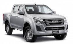 New Isuzu UTE SX Crew Cab Ute High-Ride 4x2