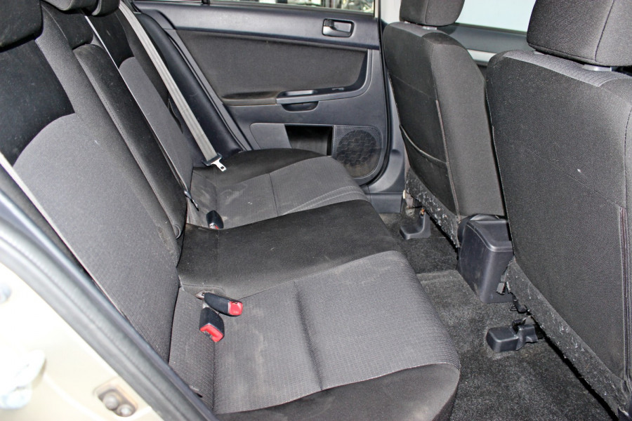 2008 MY09 Mitsubishi Lancer ES Hatchback Image 10