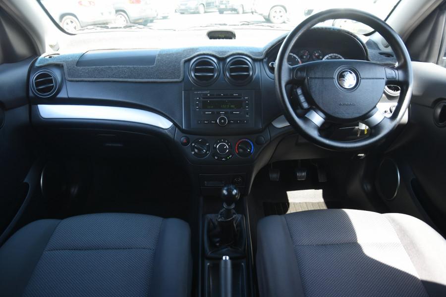 2009 Holden Barina TK MY09 Hatchback Image 8