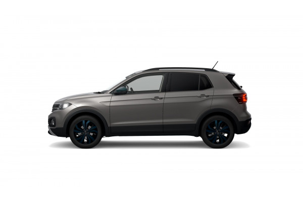 2021 Volkswagen T-cross Wagon Image 2