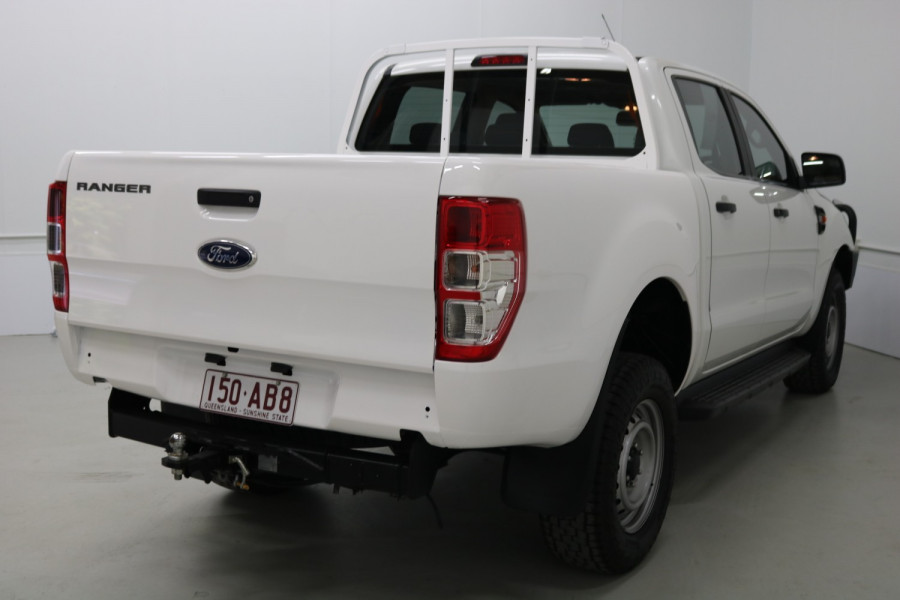 2017 Ford Ranger PX MKII XL Utility Image 12