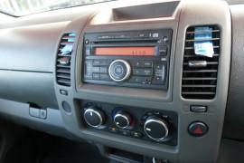 2014 Nissan Navara D4 Silverline Utility