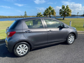 2015 Toyota Yaris NCP130R Ascent Hatch