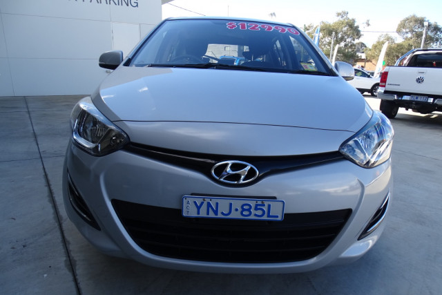 2014 Hyundai i20 Active 5 door