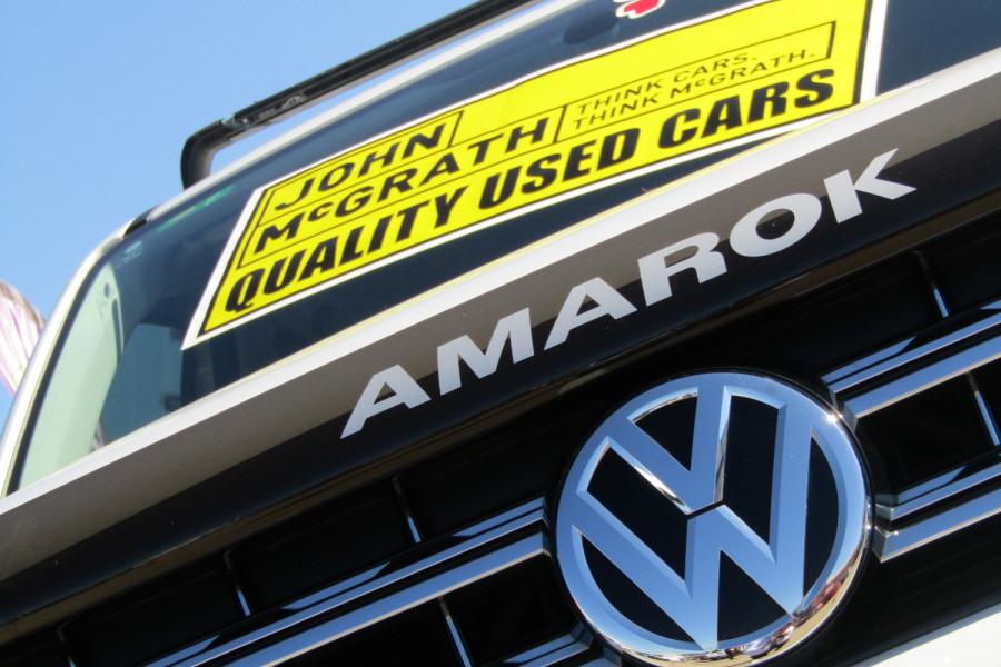 2018 Volkswagen Amarok 2H  TDI550 Sportline Dual cab Image 26