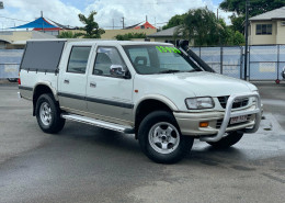Holden Rodeo LT Crew Cab Sports TF R9