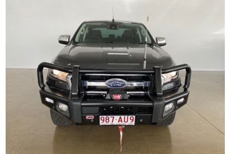 2018 Ford Ranger PX MKII 2018.00MY XLT Utility Image 2