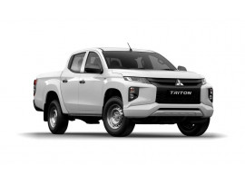 Mitsubishi Triton GLX ADAS Double Cab Pick Up 2WD MR