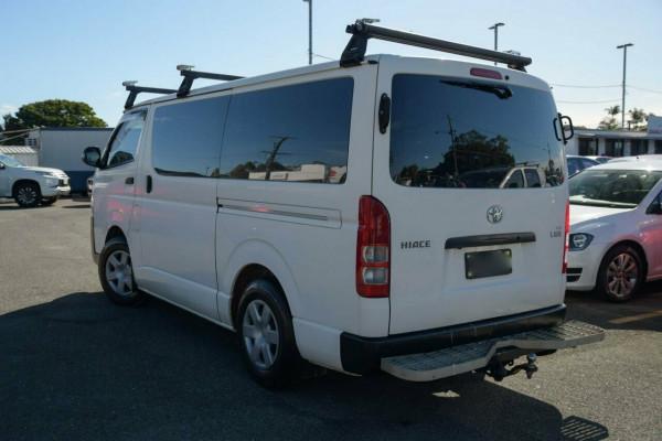 2015 Toyota HiAce KDH201R LWB Van Image 4
