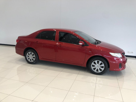 2011 Toyota Corolla ZRE152R Ascent Sedan Image 2