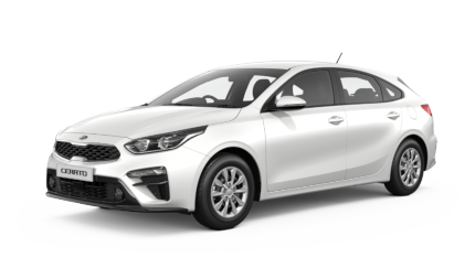 All New Cerato Hatch
