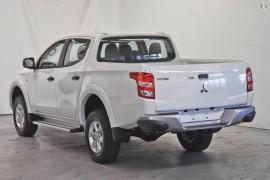 2018 Mitsubishi Triton MQ GLX Plus Double Cab Pick Up 4WD Utility