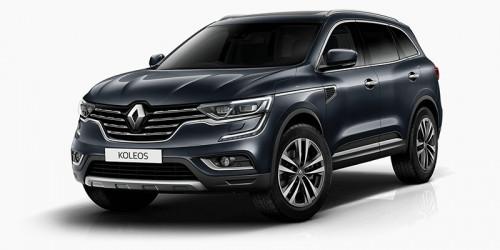 2017 MY18 Renault Koleos HZG Intens Diesel Wagon