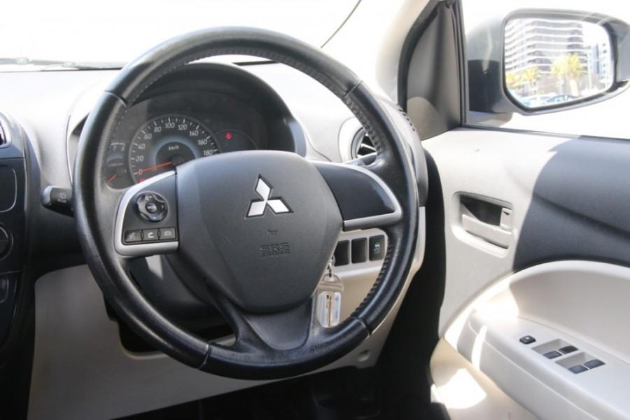 2013 MY14 Mitsubishi Mirage LA ES Hatchback Image 9