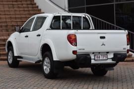 2013 Mitsubishi Triton MN MY13 GLX Utility Image 3