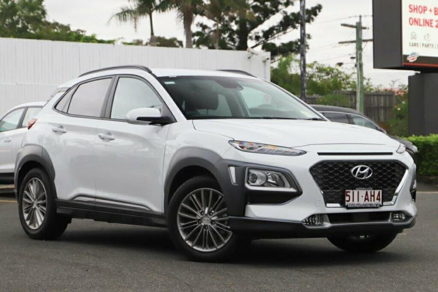 2020 Hyundai Kona OS.3 Elite Suv Image 1